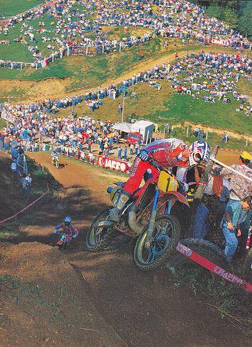 Bailey MXDN Maggiora 1986