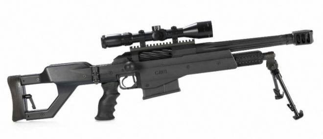 Truvelo CMS 20x42mm Anti-materiel Rifle