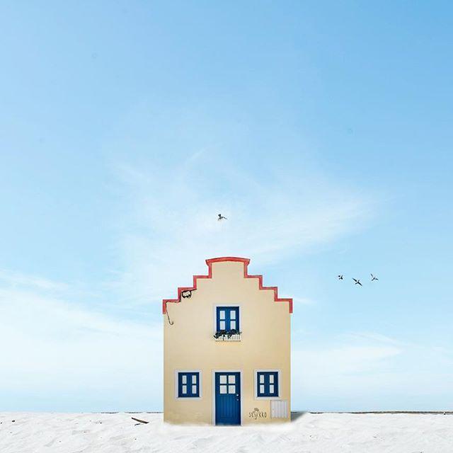 Summer celeste ✨ . . #sejkko_lonelyhouses