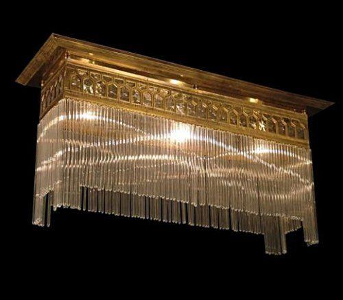 Berliner Messinglampen - kostbare Art Deco Lampen auch für Privathaushalte