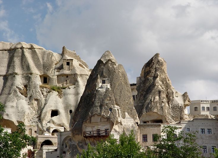 Fairy Chimneys of Cappadocia  Oh the places youll go ...
