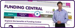 NCVO funding website