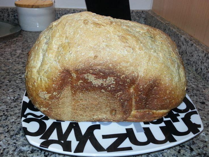 ¡Al rico pan casero!