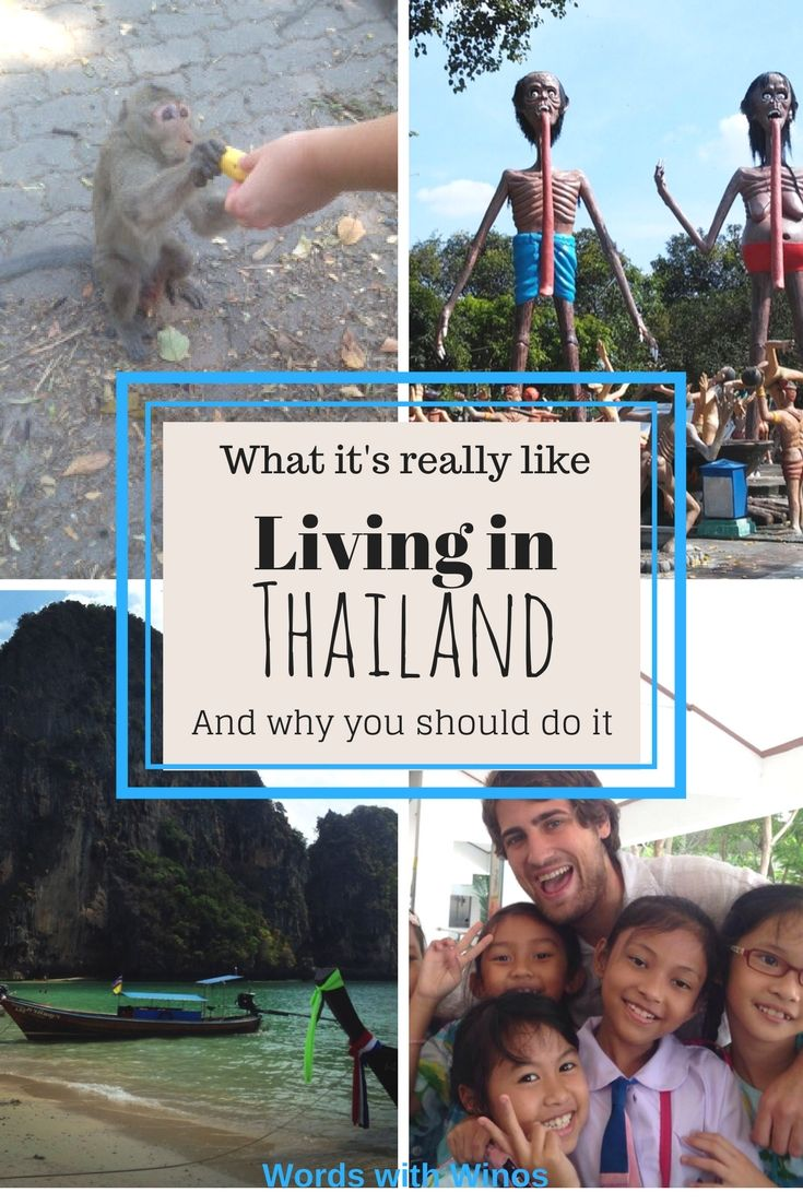 Learn what it's truly like living in Thailand! Learn about cost of living, rent, monthly pay as an English teacher, things to do, and much more!