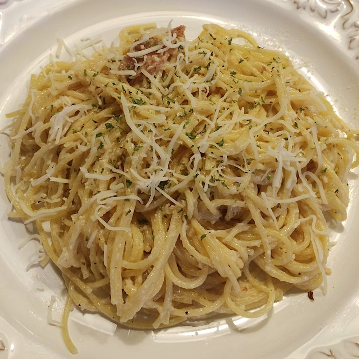 how to cook easy carbonara