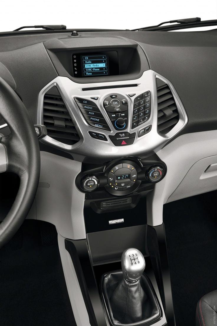 2012 Ford EcoSport | Hebert's Ford | 405 Industrial Dr. | Minden, LA 71055 | (888) 377-8694 | http://hebertsford.com
