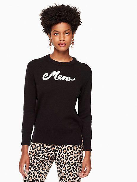 611e818260 Kate Spade Meow Sweater
