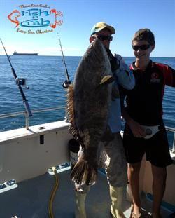 Fish n Crab Deep Sea Charters