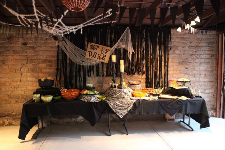 garage halloween party - Google Search