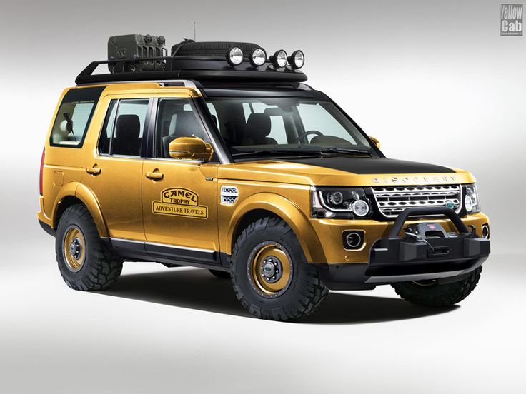 New Land Rover Discovery in yellow - App for Land & Range Rovers warning lights and problems. https://itunes.apple.com/us/app/land-rover-indicators-warning/id923728395?ls=1&mt=8