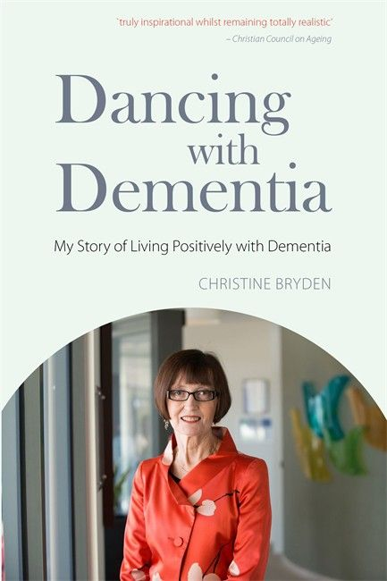 Christine Bryden was a top civil servant and single mother of three children when she was diagnosed with dementia at the age of 46. Since then she has gone on to challenge almost every stereotype of people with dementia by campaigning for self-advocacy, writing articles and speaking at national conferences.