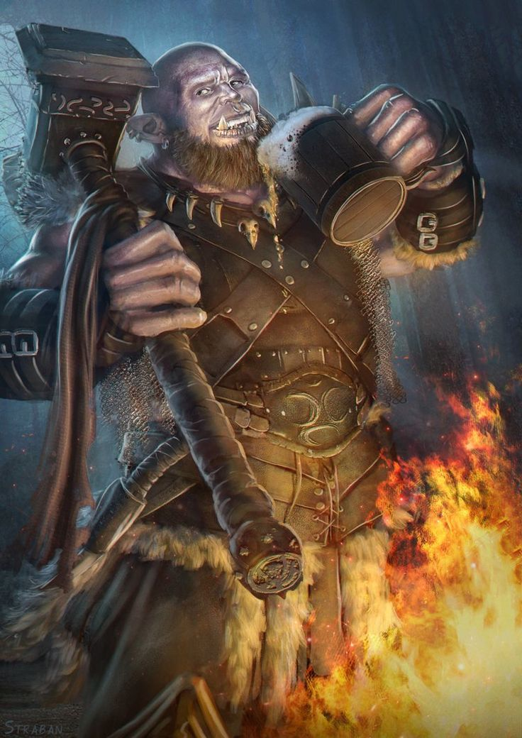 Orc by Straban