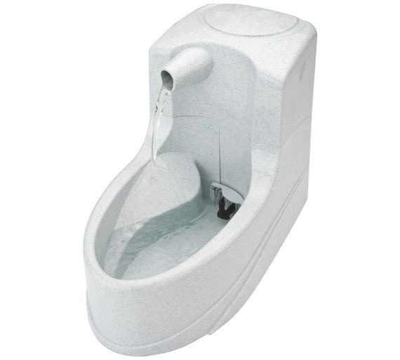Buy Drinkwell Mini Pet Water Fountain at Argos.co.uk, visit Argos.co.uk to shop online for Cat health, Cat, Pet supplies, Home and garden