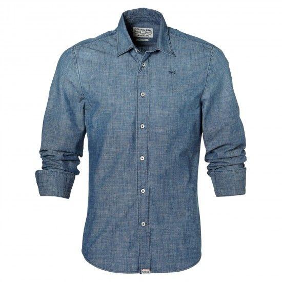 McGregor Shirt Duke Lancon Navy