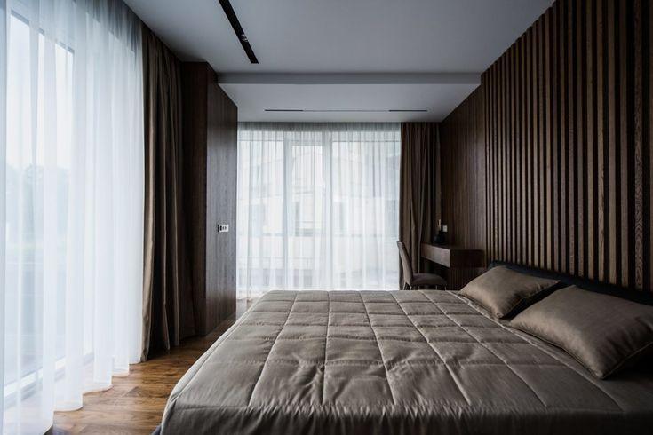 Минималистичная квартира для семьи, живущей зарубежом . Изображение № 11.