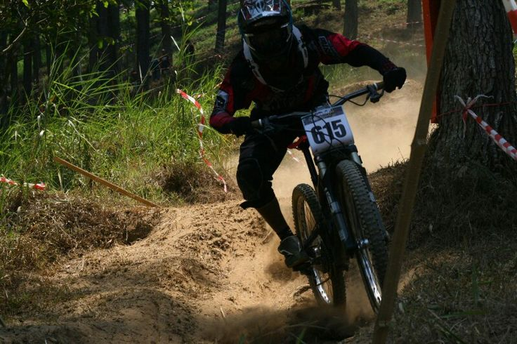 Indonesian downhill series