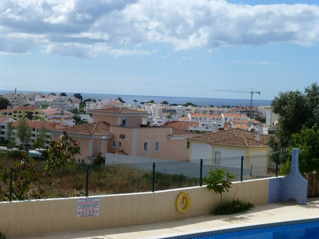 Portugal <3  A view from my home in Albuferia.
