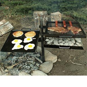 Mountain Man Grill/Griddle