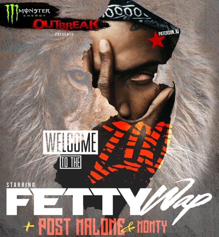 Fetty Wap just announced the he will be hitting the road on his Welcome To The Zoo tour with special guests Post Malone and Monty. The tours kicks off on February 5th at The Fillmore in Silver Spring, MD and ends on March 25th in Cincinnati, Oh at Bogart's. Check the full list of dates …