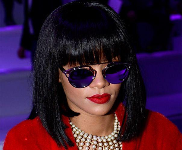 eb424d08b4 17 Best images about Celebrity Eyewear-Rihanna on Pinterest