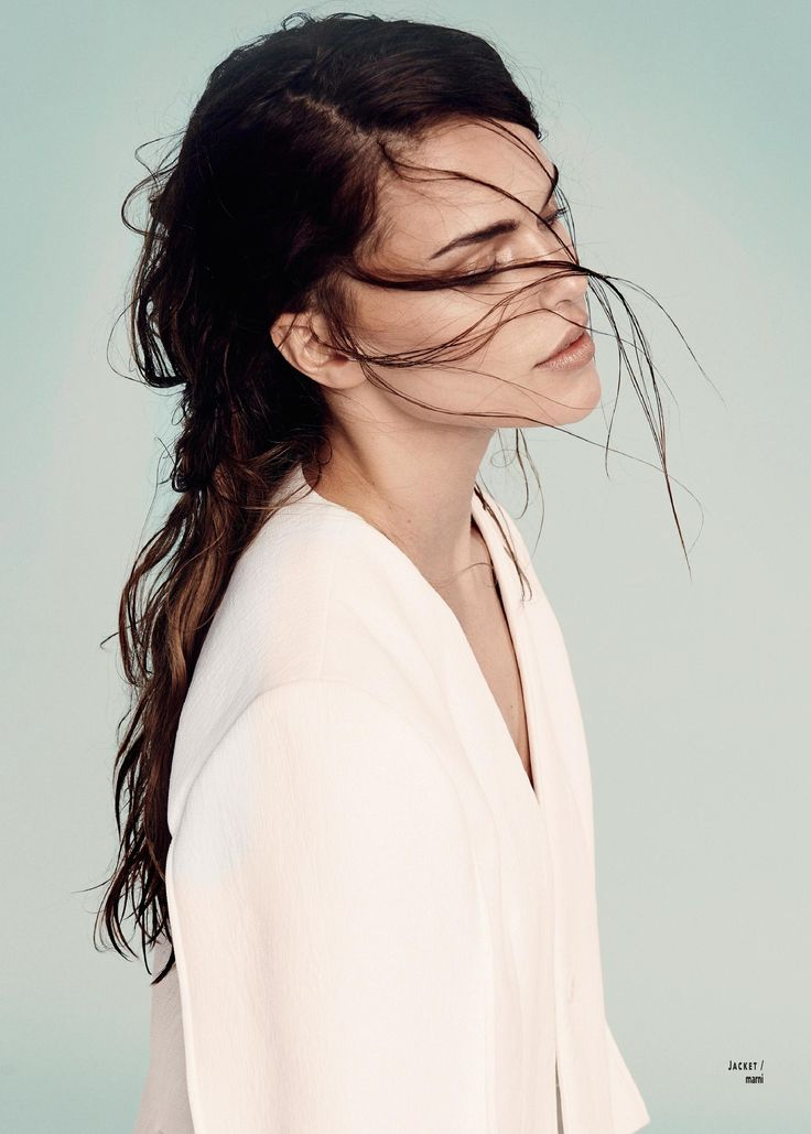 Viktoria Halenarova by Andreas Ortner for LE MILE Issue 11