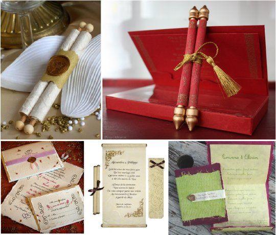 17 meilleures id es propos de invitations de mariage. Black Bedroom Furniture Sets. Home Design Ideas