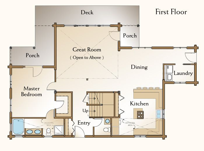 34 Best Images About Dream Home Floor Plans On Pinterest