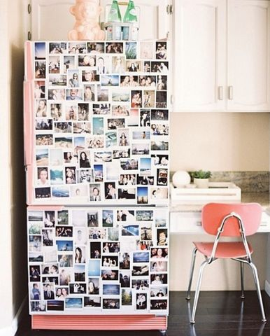 Fridge Makeover Ideas | Domino