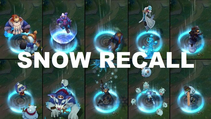 Snow Theme Recall - Bard Malzahar Singed Syndra Ziggs Gnar Sivir Orianna Heimerdinger Skin LoL https://www.youtube.com/watch?v=IEaxQAZB-us #games #LeagueOfLegends #esports #lol #riot #Worlds #gaming