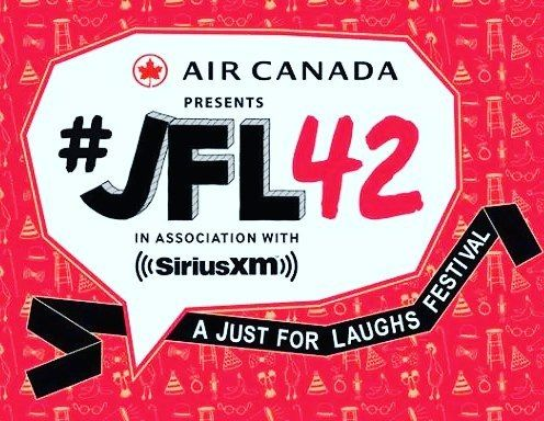 @JFL42 is here! What have you seen so far? Check out Mobtoronto to see who's making us laugh. #jfl42 #comedy #festival #toronto #jokes #laughs #aircanada #mobcoverage