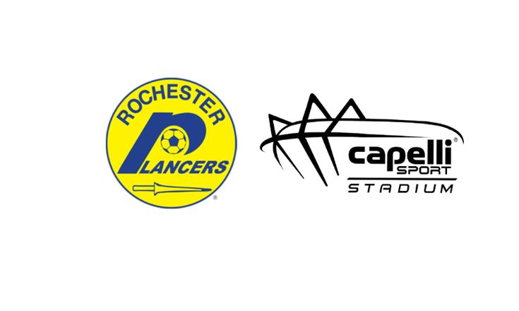 Rochester Lancers and Lady Lancers to play at Capelli Sport Stadium   (Rochester NY) - The Rochester Lancers and Lady Lancers will play their 2018 home matches at Capelli Sport Stadium, bringing more soccer to the downtown Rochester this season. The Lancers partcipate in the National Premier Soccer League (NPSL) and the Lady Lancers partcipate in the United Women's Soccer (UWS).  The Lancers and Lady Lancers home matches will be announced soon.
