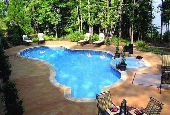 Central Jersey Pools Freehold Nj 07728 In Ground Pools Swimming Pool Maintenance Pool
