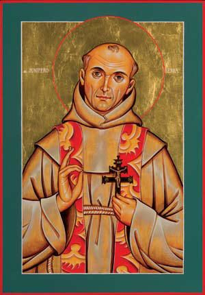 "July 1 – The Feast Day of St Junipero Serra – Apostle of California #pinterest He arrived in Mexico City at the point of death. The outcome was substantially what Junipero sought: the famous ""Regulation"" protecting the Indians and the missions. It was the basis for the first significant legislation in California, a ""Bill of Rights"" for Native Americans. The friars were ........"