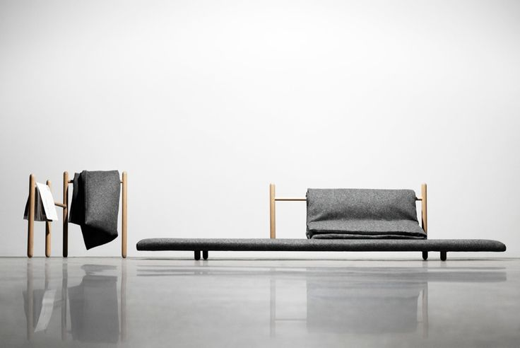 beddo conceptual couch by Christina Liljenberg Halstrøm