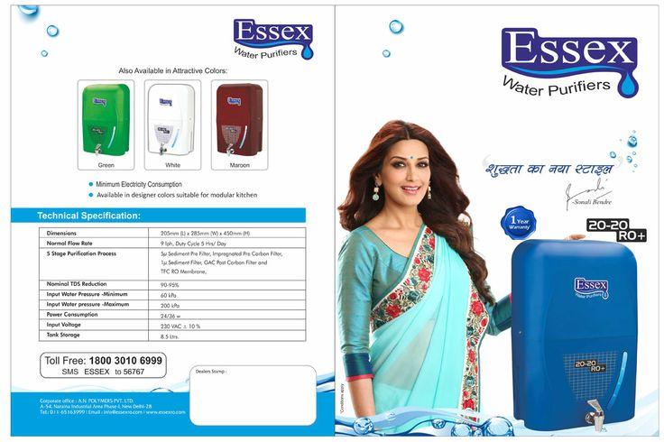 ESSEX Water purifiers