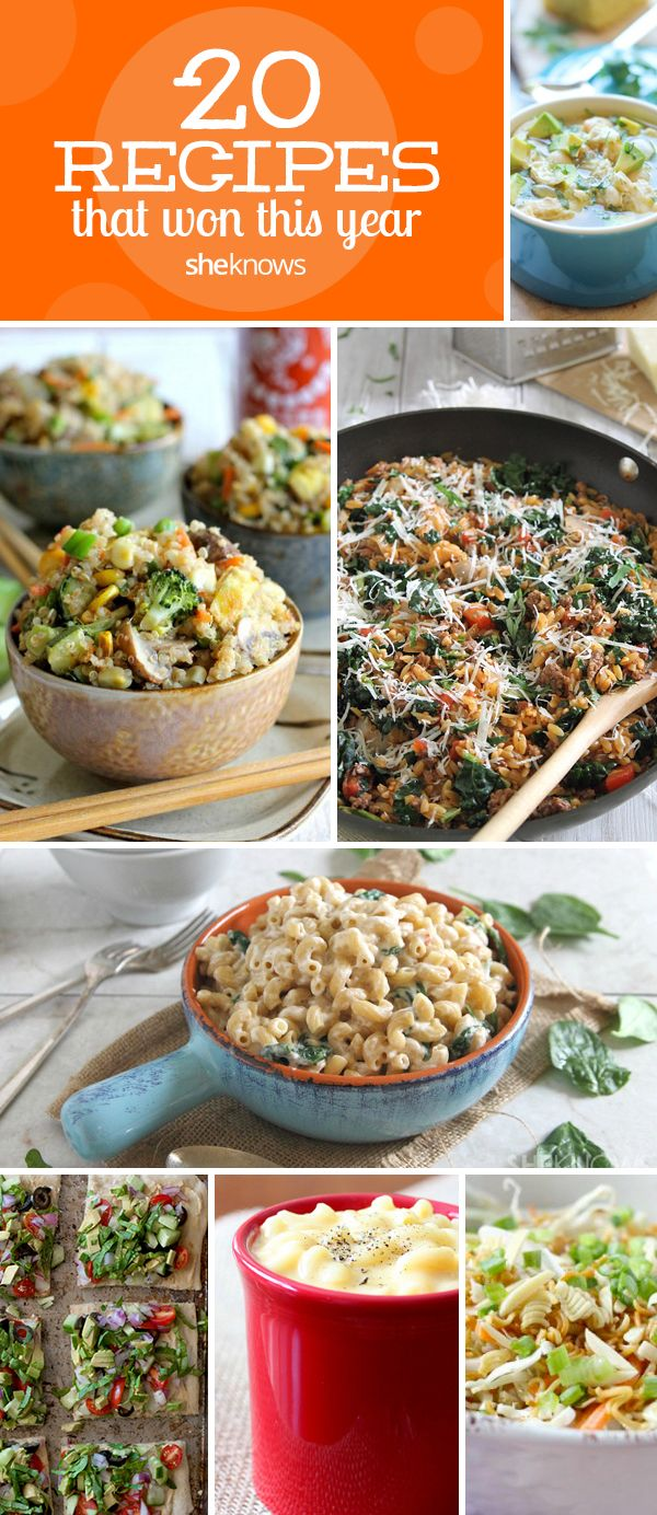 Our 20 most-pinned quick and easy weeknight meals, ever!