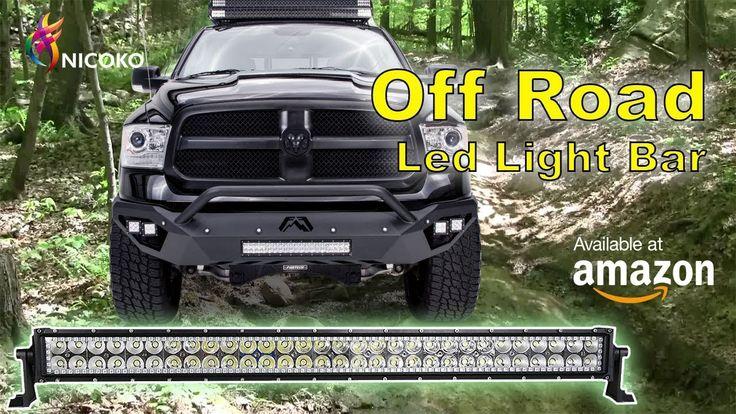 Manufacturer high power RGB led lights for trucks jeep and boats.#ledoffroadlights https://www.amazon.com/dp/B01IOHO8YE