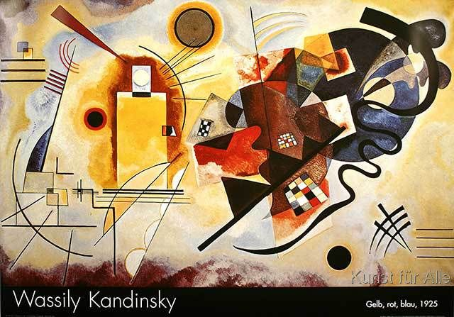 Assez Plus de 25 idées magnifiques dans la catégorie Kandinsky jaune  WY16