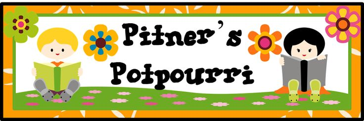 """""""Pitner's Potpourri""""- a third grade teacher's blog with tons of activity freebies to print."""