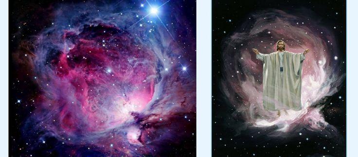Mgławica Oriona: Tron Boga? | Loża ≠ Tajemnic