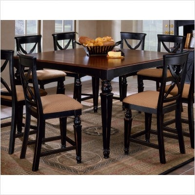 8 seater pub style table