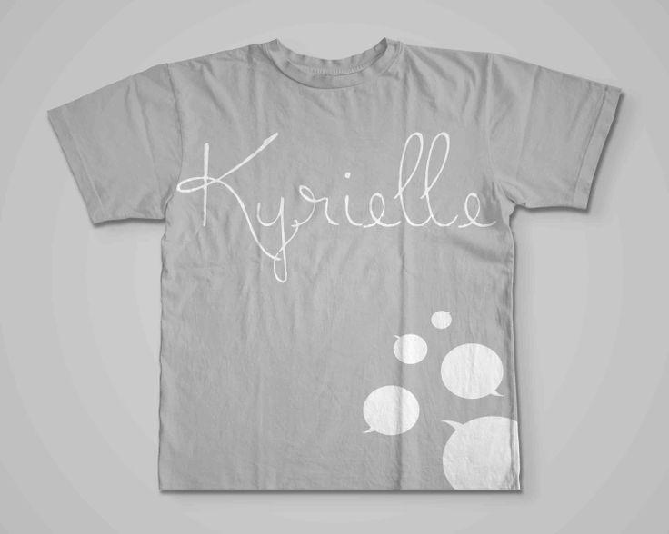 T-shirt Kyrielle