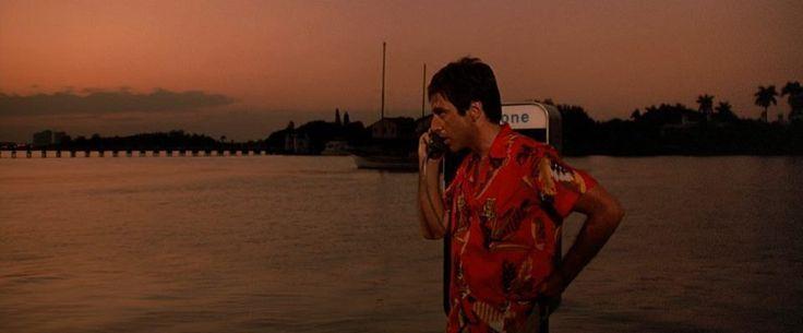 SCARFACE (1983) Director of Photography: John A. Alonzo | Director: Brian De Palma