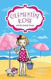 Clementine Rose and the seaside escape by Jacqueline Harvey