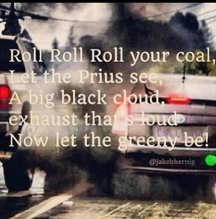 Roll coal!