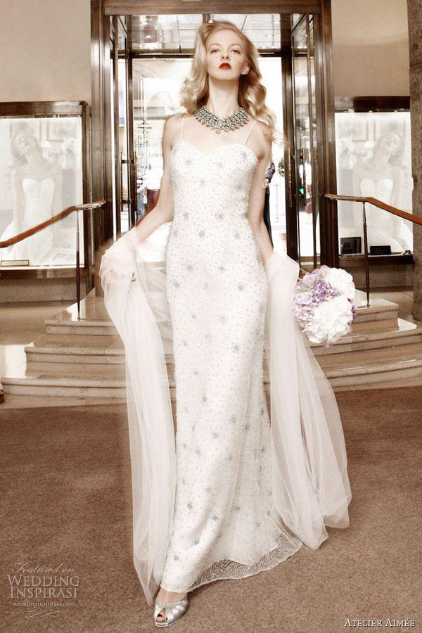 atelier aime wedding dresses 2012 red carpet brides collection