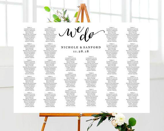 25+ beste ideeën over Seating chart template op Pinterest - seating chart templates