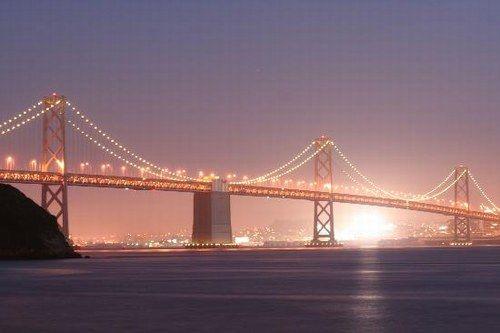 Puente San Francisco, California