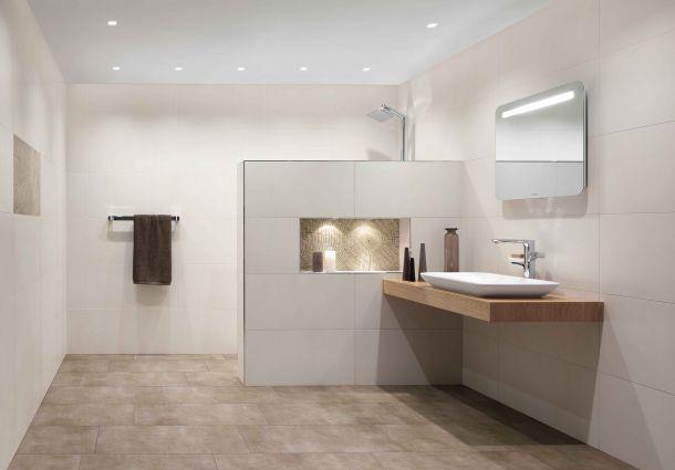 Kleines Bad Einrichten 51 Ideen Fur Gestaltung Mit Dusche Barrierefrei Bad Badezimmer Badezimmer Ohne Fenster