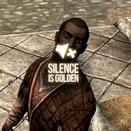 No NPC Greetings at Skyrim Nexus - mods and community